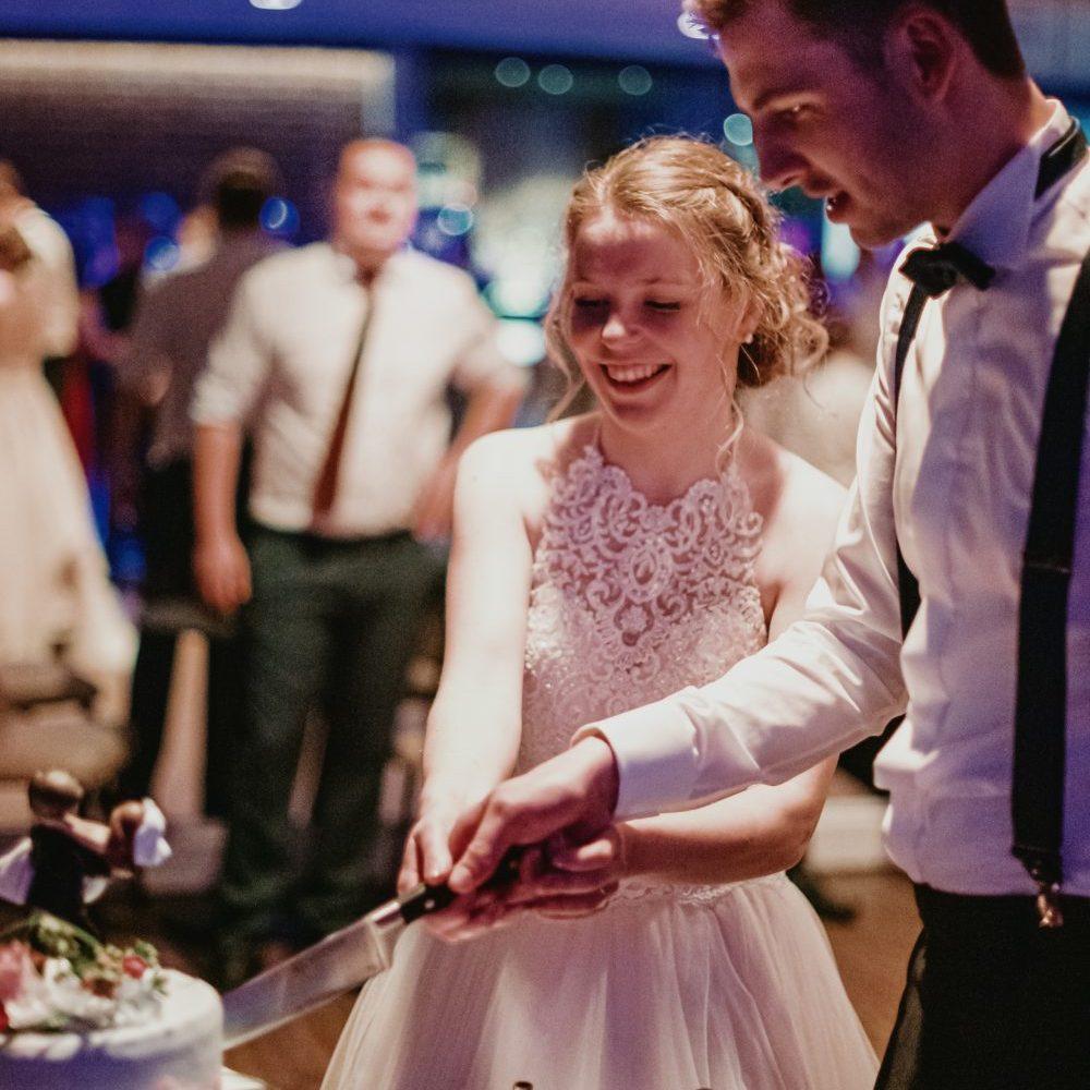 Hochzeit im Penthouse Neustadt